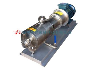 2.2kw三级乳化泵